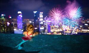 Fyrværkeri Singapore